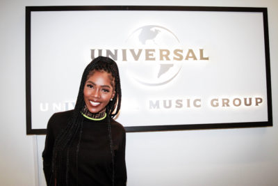 Boss Moves! Tiwa Savage Signs International Deal With Universal Music Group!
