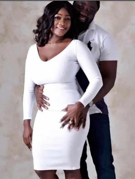 See The Cute Video And Pictures Mercy Johnson-Okojie Posted to Celebrate Her Husband's Birthday