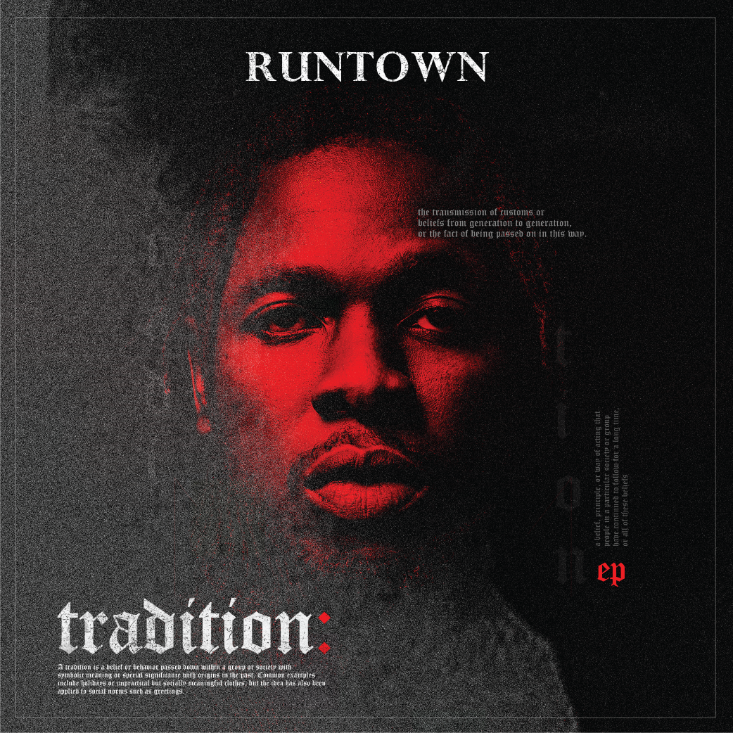 A Comprehensive Guide To Runtown's Forthcoming EP, TRADITION