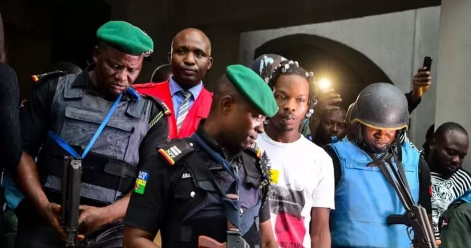 Naira Marley Granted N2Million Bail, To Face Trial In October