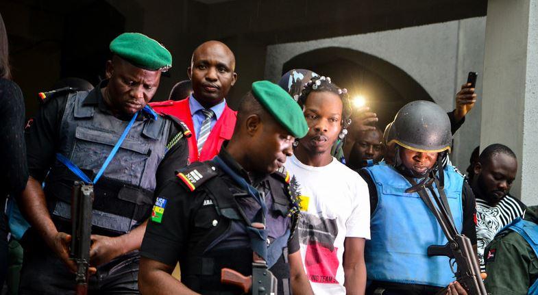 UPDATE: Court Remands Naira Marley In Prison Over Alleged Fraud