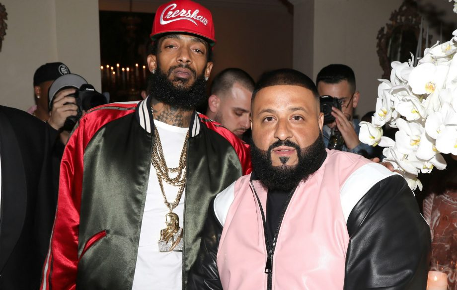 See The Last Video Nipsey Hussle Made With DJ Khaled And John Legend Before His Death