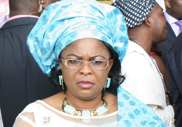 Alleged N12.2BN Fraud: Patience Jonathan To Know Fate With EFCC On June 27