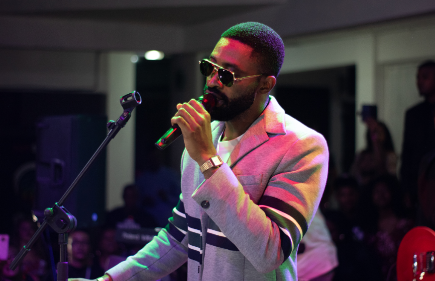 How Ric Hassani Went From Squatting In Lagos To Commanding A 13 Million Naira Tour In Mauritius