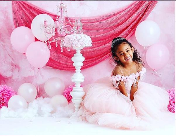 These Adorable Photos Of Chris Brown's Daughter On Her 5th Birthday Will Warm Your Heart