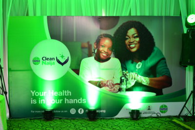 Dettol Clean Naija: A Mother's Story Of How Proper Hand Washing Has Improved Her Family's Health