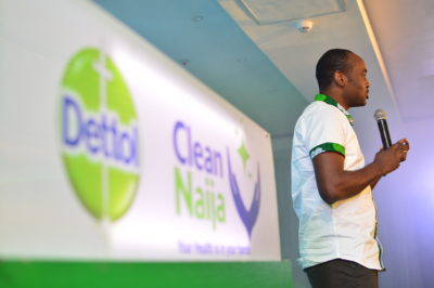 Dettol Clean Naija: A Medical Expert's Approach To Living Healthy By Simply Washing Our Hands