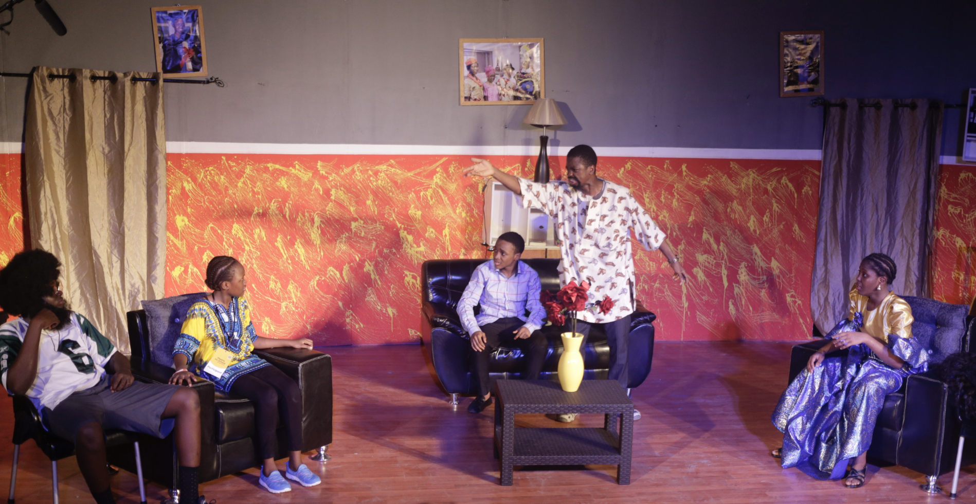 Port Harcourt Thespians Go From Secondary School To The Big Stage