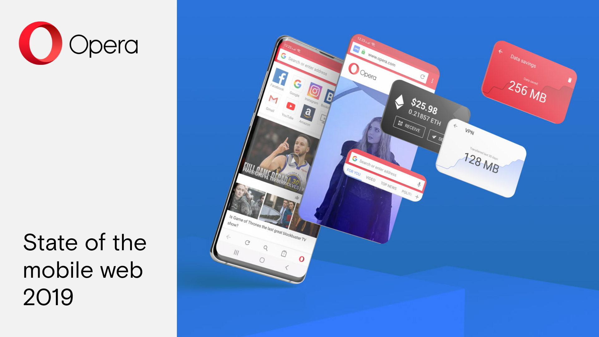 Opera presents the State of Mobile Web report 2019 for Africa