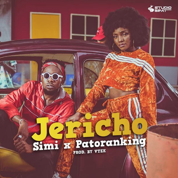 """Watch: Simi's New Video Titled """"Jericho"""" Featuring Patoranking"""
