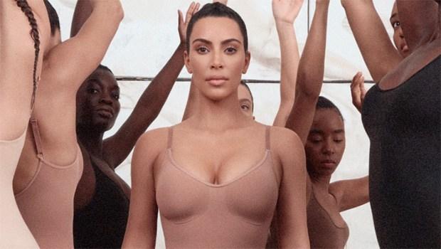 #KimOhNo: Kim Kardashian Criticized For Naming Her Shapewear Kimono