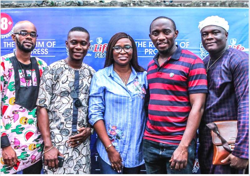 Hi-life Fest Quarterfinalists Get Mentored By Phyno, Kcee, Selebobo, & Sunny Nneji.