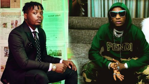 ID Cabasa Makes Comeback With Wizkid And Olamide In 'Totori'