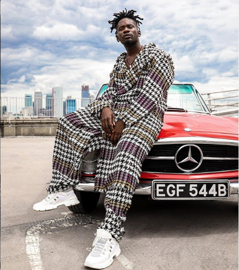 Mr Eazi Talks About The Growth Of African Music And Empawa Foundation