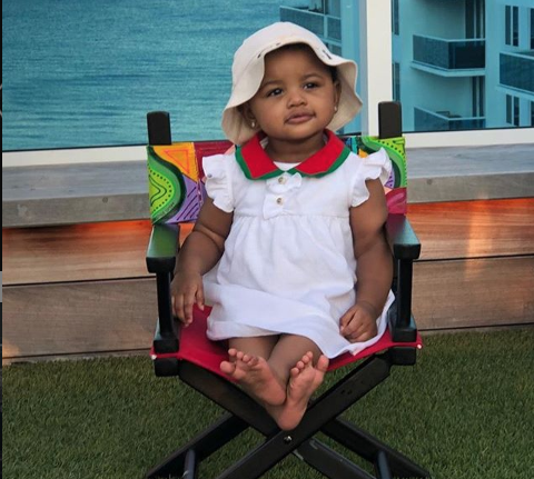 This Video Of Cardi B's Baby, Kulture Will Melt Your Heart