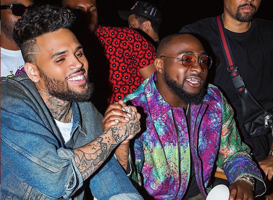Watch: Davido Releases The Video For 'Blow My Mind' With Chris Brown