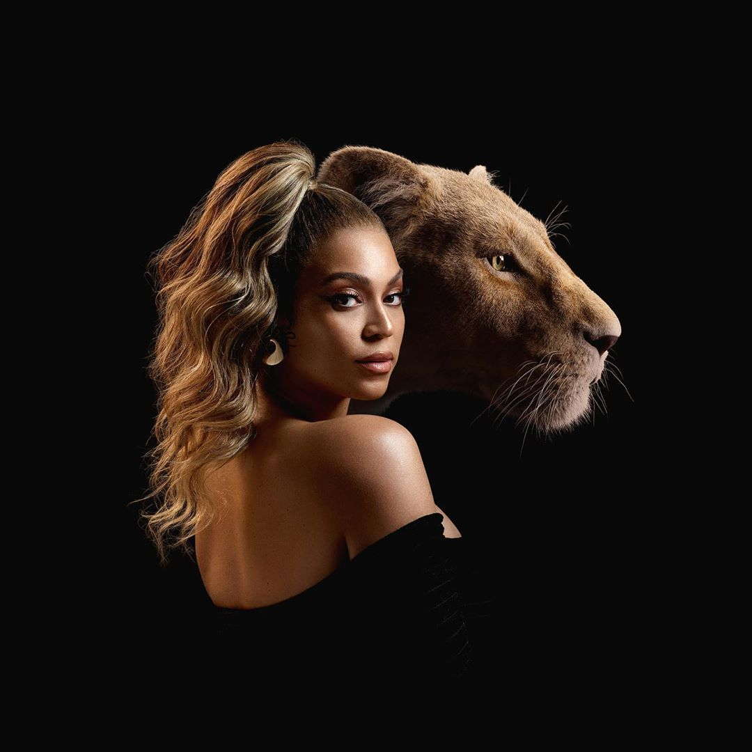 Listen: Beyonce's New Song For The Lion King Movie