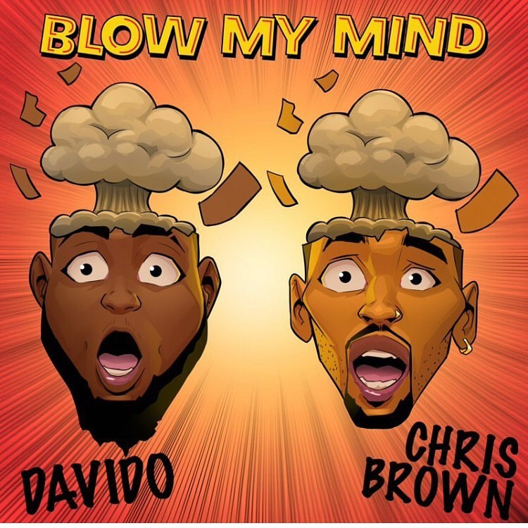 Listen To 'Blow My Mind' By Davido Featuring Chris Brown