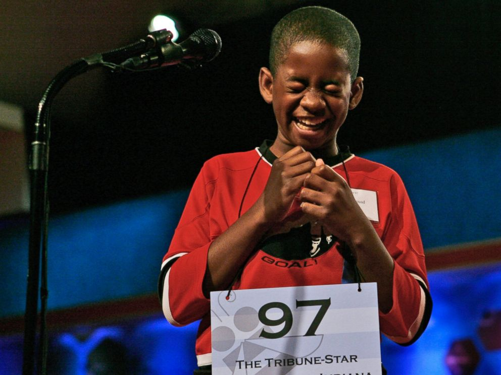 3 Times Kids Made Us Laugh At The Spelling Bee Competition