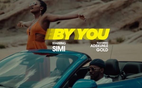 Simi And Adekunle Gold Are Adorable As Always In Video For 'By You'