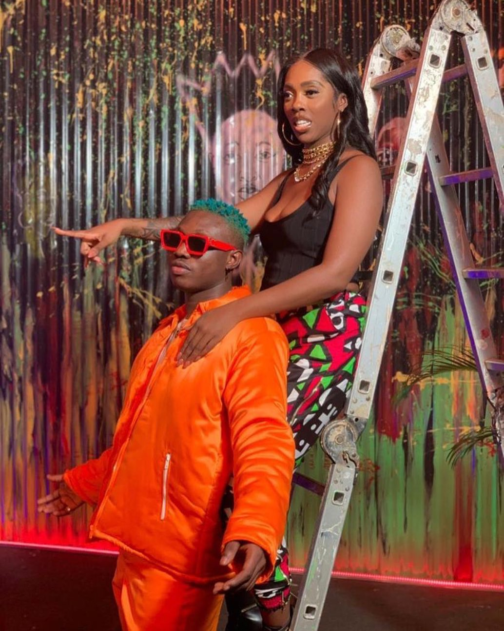 Zlatan Ibile to Feature Tiwa Savage On A New Single