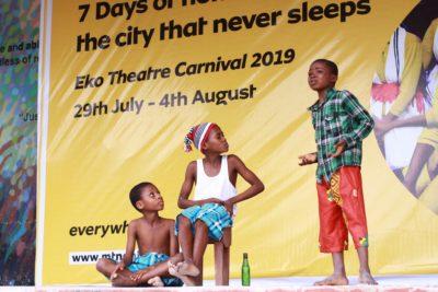 Eko Theatre Carnival: How Akiko Ayin Stole Our Hearts