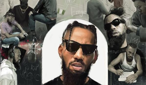 Phyno Raises Fans' Excitement With New Album, 'Deal With It'