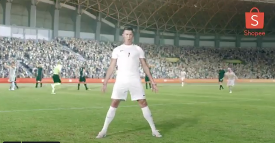 See This Cristiano Ronaldo's Advert That's Making Everyone Talk