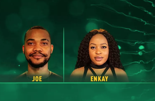 Newcomers, Joe And Enkay Are Latest BBNaija Housemates To Be Evicted