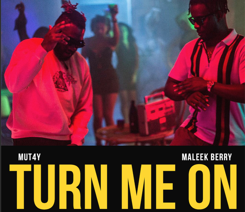 Maleek Berry Teams Up with Mut4y On New Bop, 'Turn Me On'