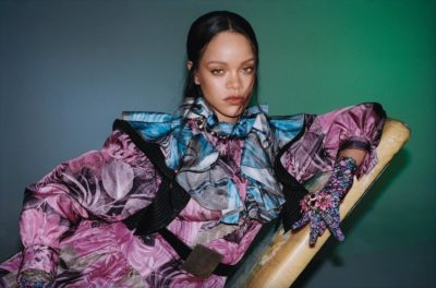 Rihanna Is The Ultimate Fashion Force On The Cover Of Vogue Hong-Kong