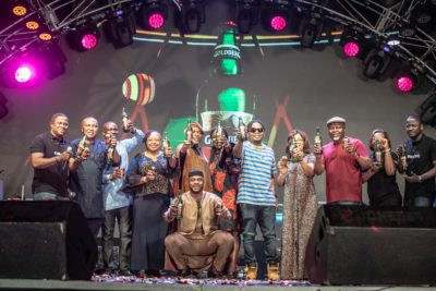 Omoluabi: King Sunny Ade, Olamide, Lead the Train as Goldberg Unveils New Look