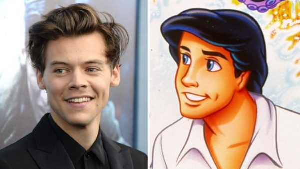 Harry Styles Turns Down Prince Eric Role In Disney S Little Mermaid