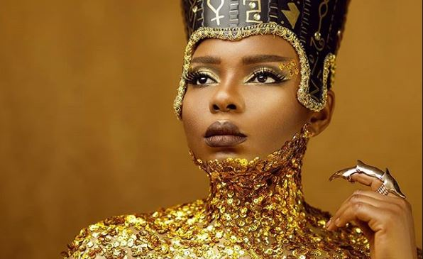 Yemi Alade Releases Much Anticipated Fourth Studio Album, 'Woman Of Steel'