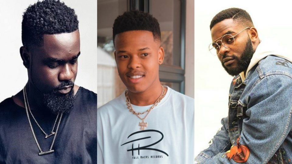 Falz, Sarkodie & Nasty C Make History As First African Nominees At BET Hip Hop Awards 2019
