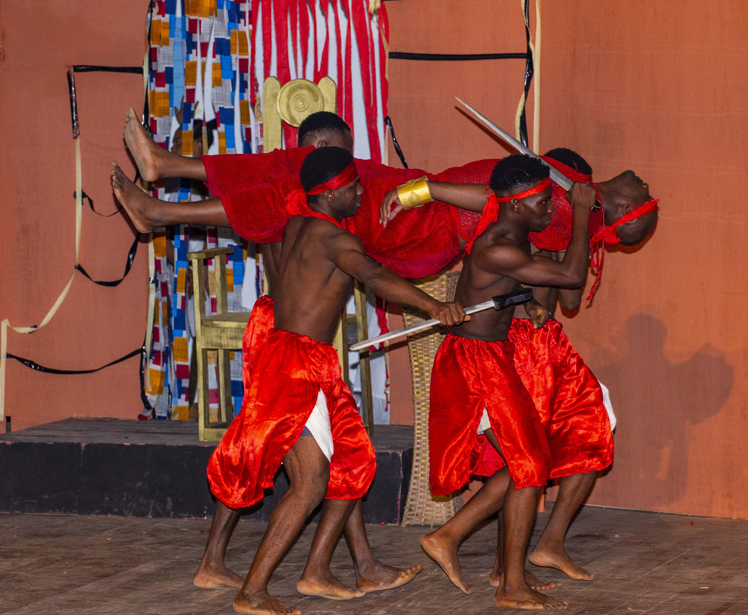 Benin Agog As Emotan Comes Alive In Stunning New Historical Play