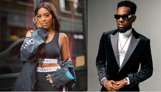 Tiwa Savage & Patoranking Perform Together For The First Time At Big Brother Naija 2019 Finale