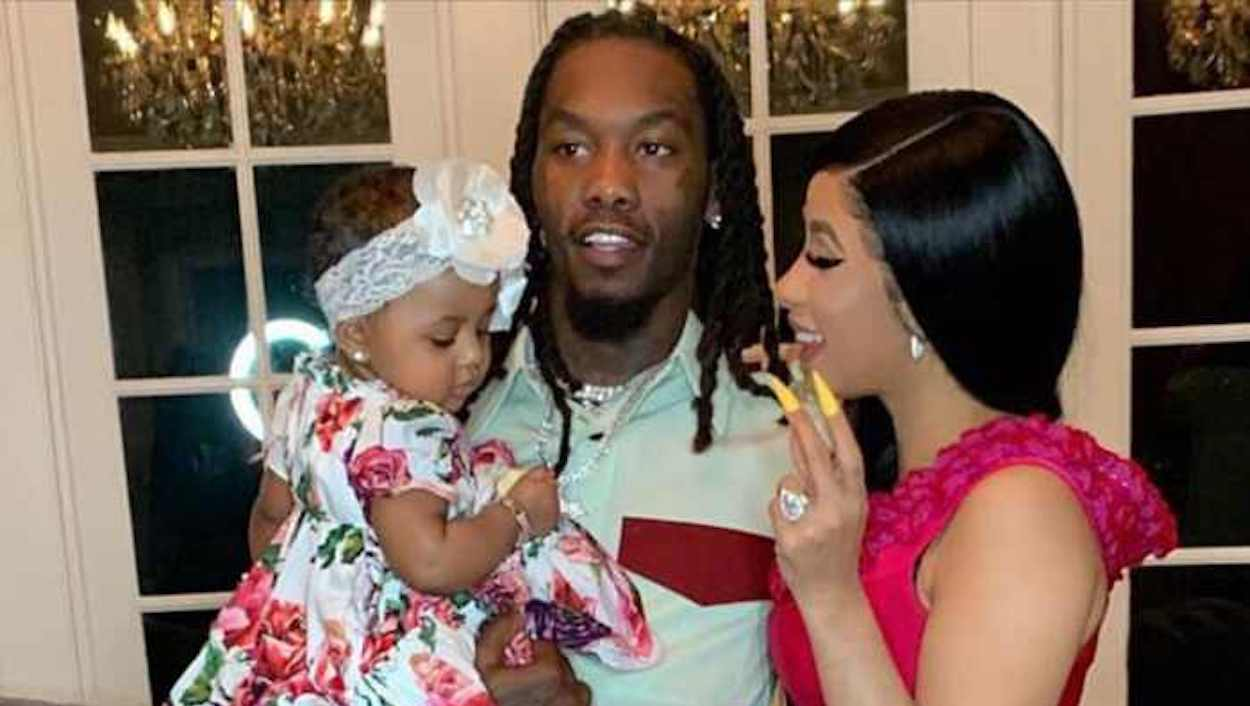 Cardi B's Coming To Lagos, But Will She Come With Daughter, Kulture?