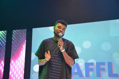 Pa Sunday Omobolanle, Aka Papi Luwe Honoured At 2019 Naija FM 102.7 Comedy Jam And Award Night