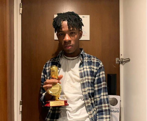 Burna Boy, Wizkid, 2baba and Joeboy Win At The 2019 All Africa Music Awards (AFRIMA)