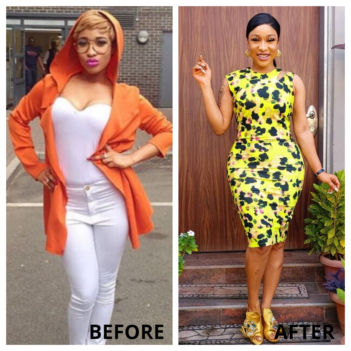 Nigerian Celebs Who Have Been Open About Undergoing Cosmetic Surgery