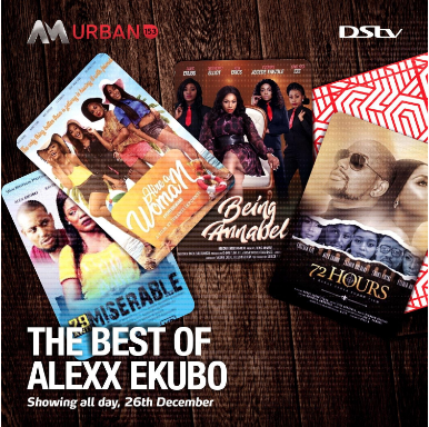 Binge Watch Two Nollywood Favourites On Boxing Day