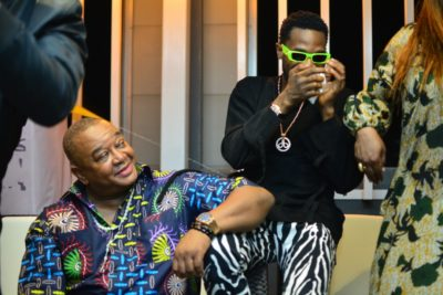 How D'Banj, Praiz, DJ Spinall And Other Top Musicians Turned Up For MTN's MusicTime!