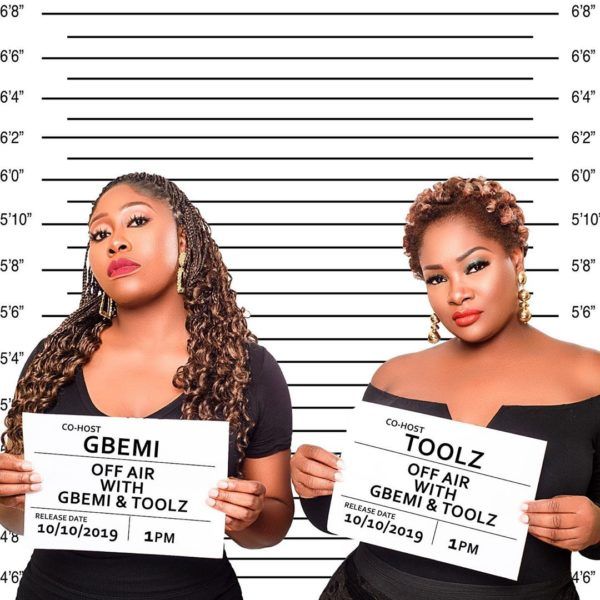 Toolz and Gbemi Off Air