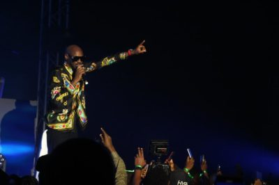2baba Is King! Singer Claims Throne At #20YearsAKing Concert