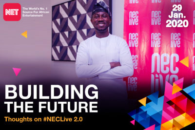 Building The Future - Thoughts on NECLive 8 Theme