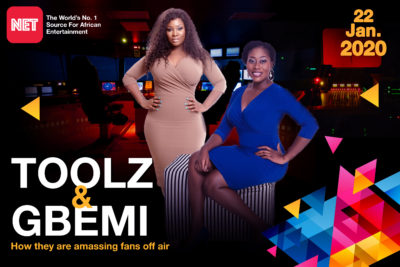How Toolz And Gbemi Are Amassing Fans Off Air