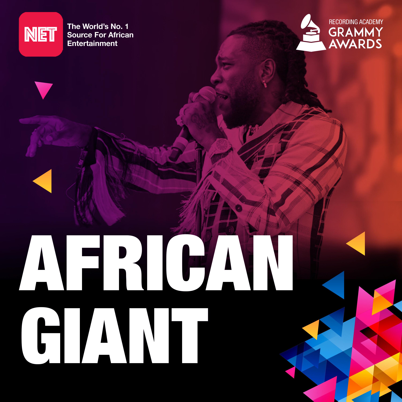 Nigerians Celebrate Burna Boy After Impressive Grammy Debut