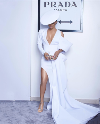 Toke Makinwa's Journey To Becoming The Best Dressed Nigerian Woman In The World