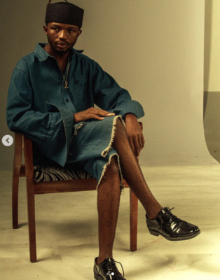 Daniel Obasi-6 Young Nigerians Disrupting The Fashion Industry